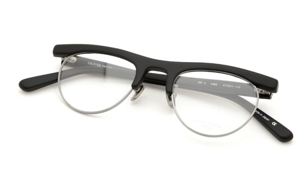 OLIVER PEOPLES OP-4 MBK