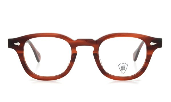 JULIUS TART OPTICAL 通販 AR-46-24 AMBER PL-102G