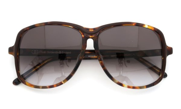 Oliver Goldsmith AMERICA(1972) Chocolate Leopard