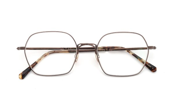 Mr.Leight SHI C 50 Chocolate-Gold / Tortoise