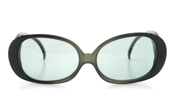 Vintage Christian Dior 744 Optyl Twe-tone-Green