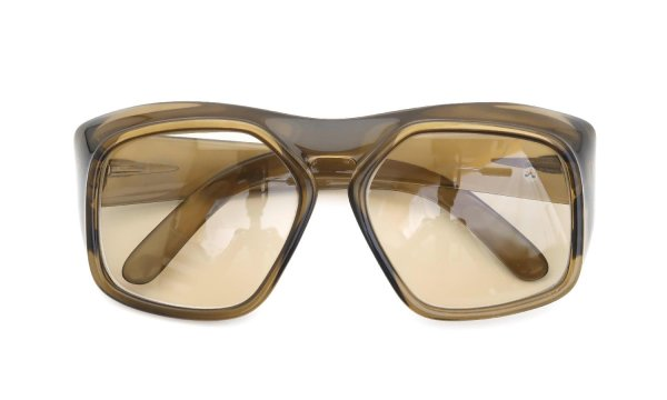 Vintage Dior MONSIEUR Sunglasses C62 Optyl Brown