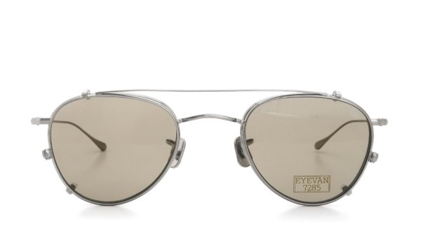 EYEVAN7285 159 c.801 +Clipon sunglasses