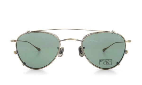 EYEVAN7285 159 c.901 +Clipon sunglasses