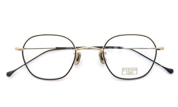 EYEVAN7285 151 C.8053 BLACK/GOLD