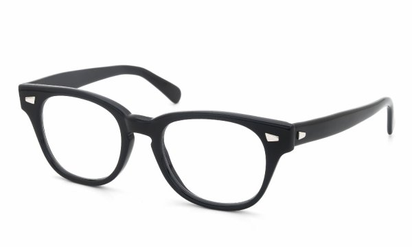 The Spectacle/ Pathway Optical 1950s~1970s CHALLENGER BLACK 48-20 #214833