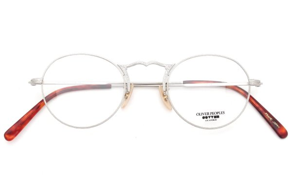 OLIVER PEOPLES 1990's OP-7  MS