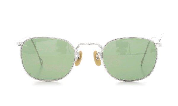 AO 1930s〜1940s Whitaker Full-Frame Ful-Vue WG 1/10 12KGF 45-22 Bottle-Green-Lens