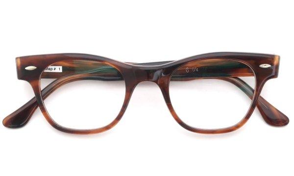 TART Optical vintage COUNTDOWN AMBER 48-24