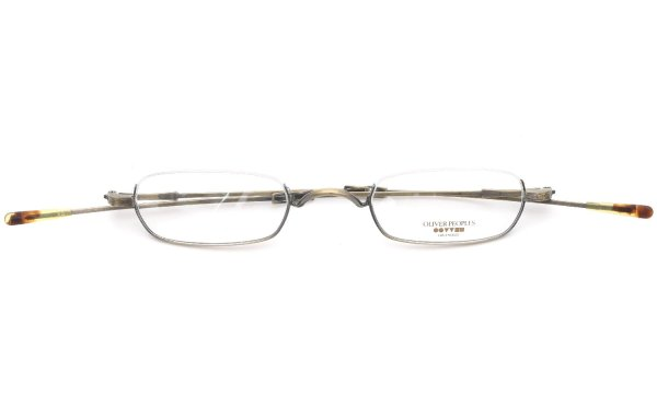 OLIVER PEOPLES 1990's OP-662 AG