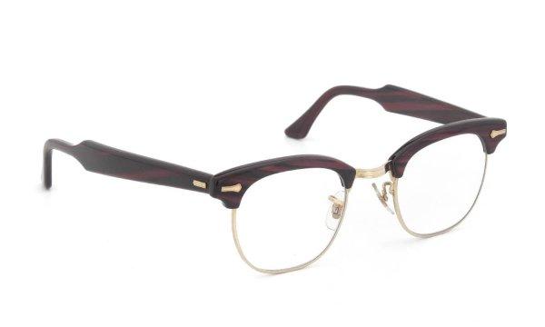 SHURON vintage 1950s-1960s RONSIR 1/10 12kGF RedWood/Gold 44-22
