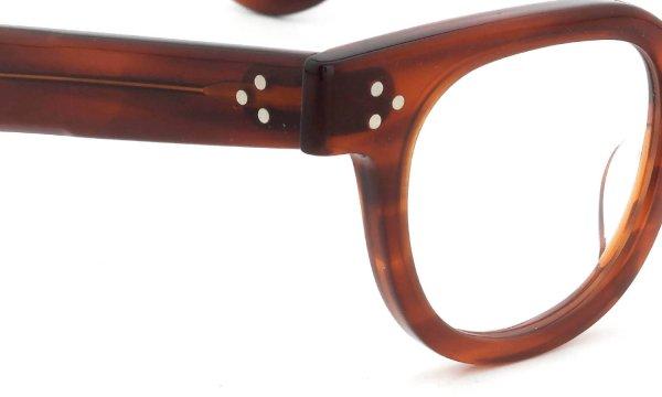 JULIUS TART OPTICAL 通販 FDR-46-22 PL-005G AMBER