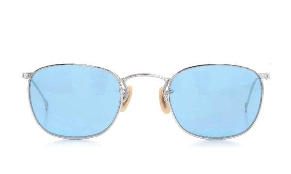 AO 1930s〜1940s Whitaker Full-Frame Ful-Vue WG 1/10 12KGF 47-24 Sky-Blue-Lens
