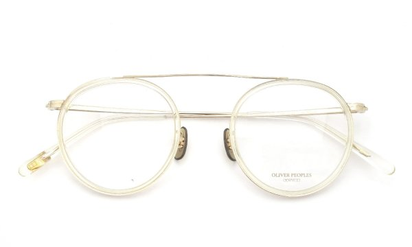 OLIVER PEOPLES archive MP-3-XL G/BECR