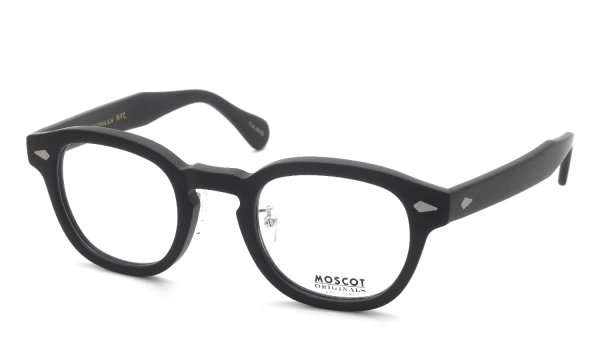MOSCOT LEMTOSH-MP MATTE BLACK 46size
