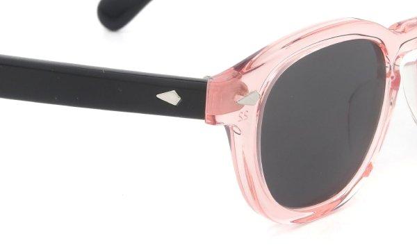 JULIUS TART OPTICAL × HYKE AR-44-22 Flesh Pink/Black