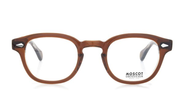 MOSCOT LEMTOSH UMBER CRYSTAL 46size(M)