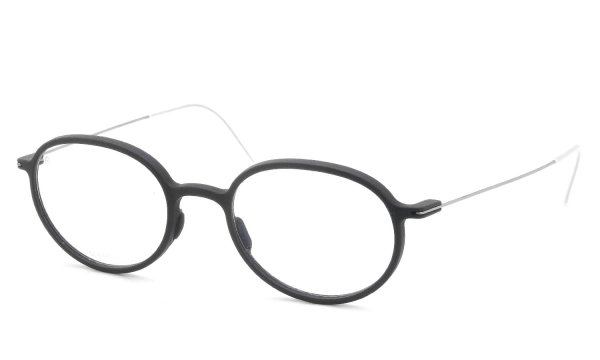 Annu OVAL-01-S BLK/Raw-m