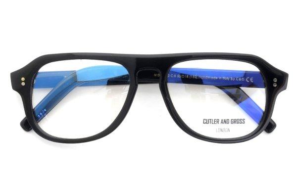 CUTLER AND GROSS 0822V3 C:B Black
