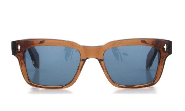 JACQUESMARIEMAGE MOLINO sunglasses Root Beer JMMML-66