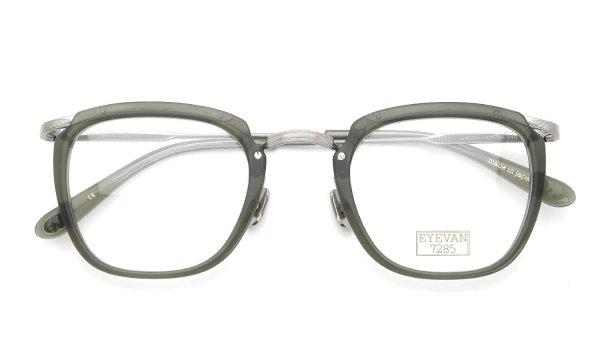 >EYEVAN7285 メガネ 541 C.4000