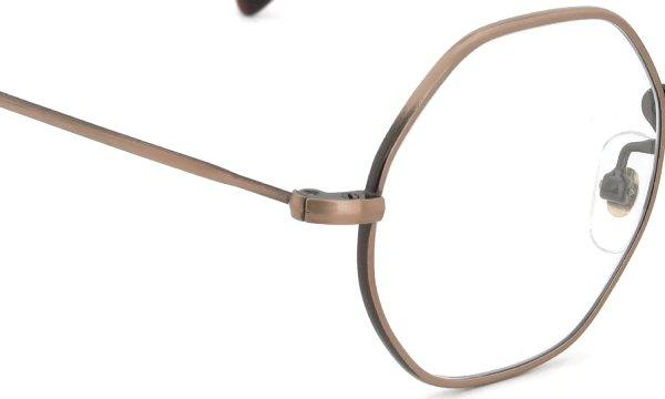 Preciosa mod.256 col.23 Antique Copper