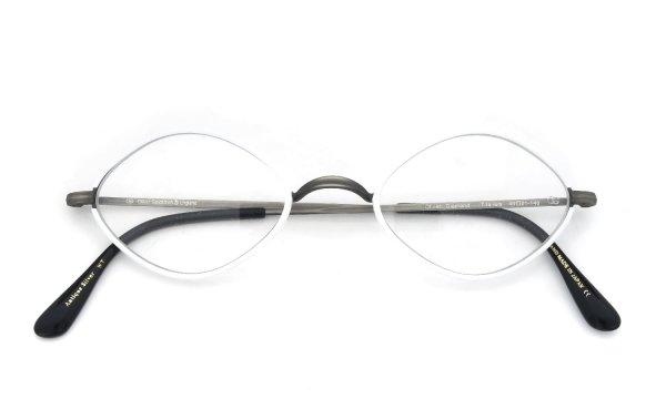 Oliver Goldsmith 海外モデル Diamond (EU-pads) Antique Silver WT 48size