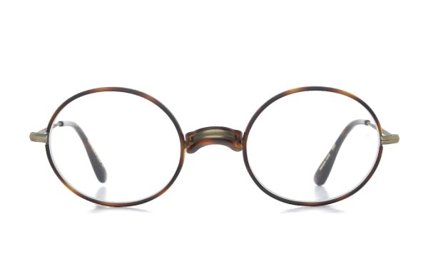 Oliver Goldsmith 海外モデル メガネ Oliver Oval/Pro with Pad Antique Antique Gold RBD 48size