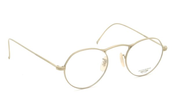 OLIVER PEOPLES archive M-4 G 44size