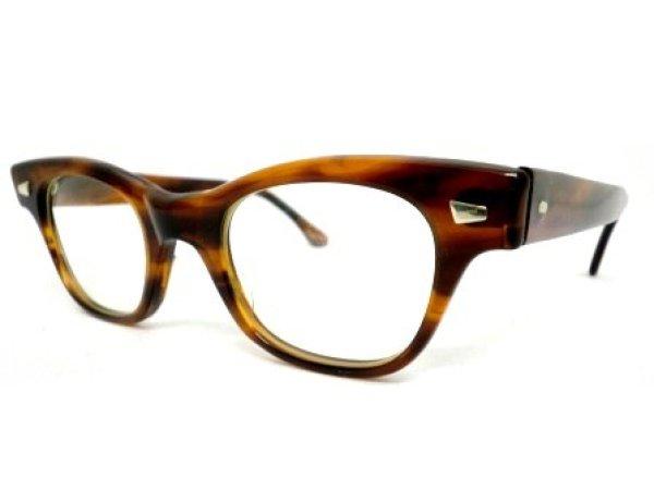 画像1: TART Optical 推定1950年代 ヴィンテージ 定番メガネ