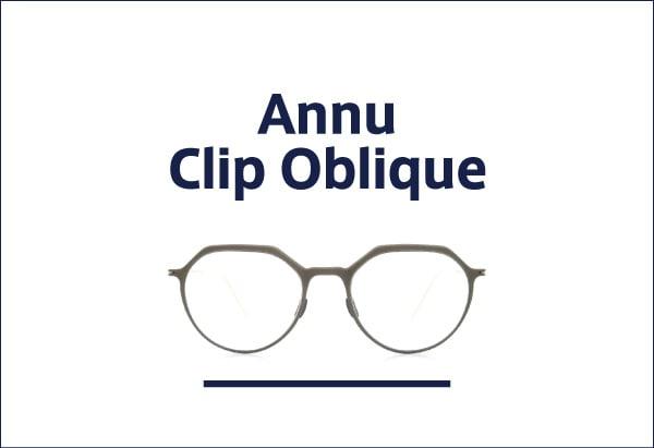 Annu clip Oblique