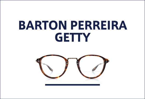 BARTON PERREIRA GETTY