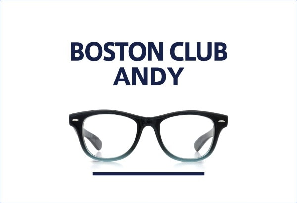 BOSTON CLUB ANDY