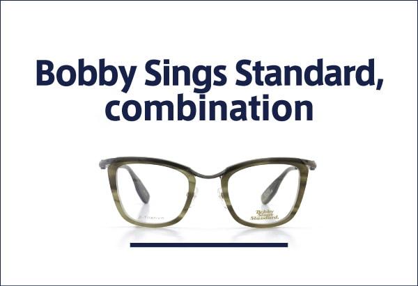 Bobby Sings Standard, コンビネーション