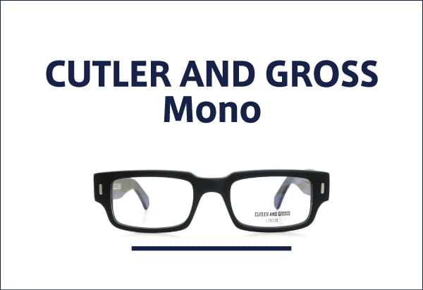 CUTLER AND GROSS モノトーン