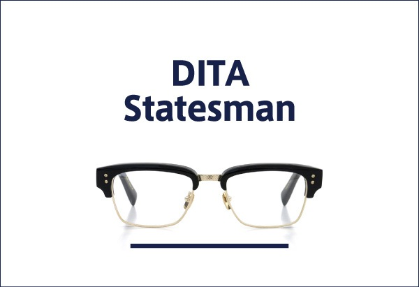 DITA メガネ Statesman