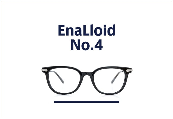 EnaLloid メガネ No.4