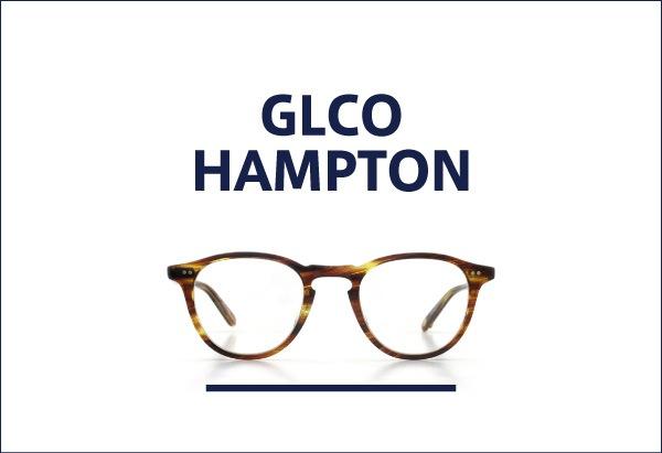GLCO メガネ HAMPTON