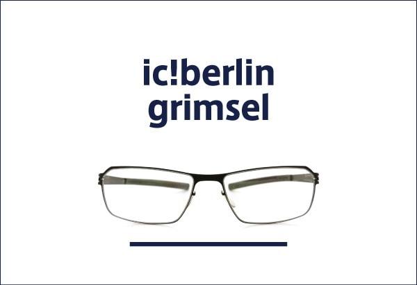 ic!berlin メガネ grimsel