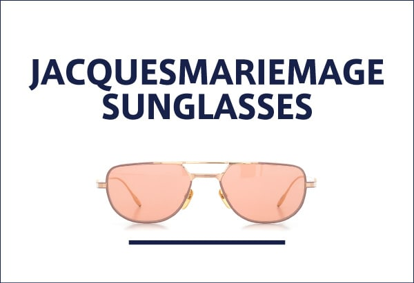 JACQUESMARIEMAGE SUNGLASSES