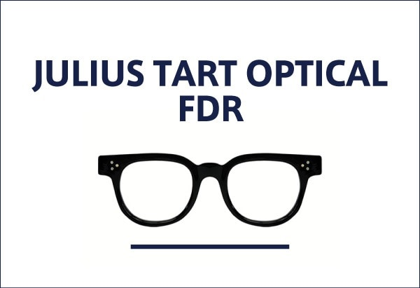 JULIUS TART OPTICAL FDR
