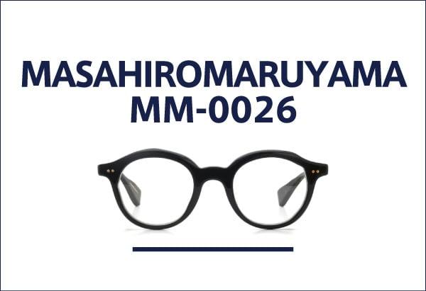MASAHIROMARUYAMA MM-0026