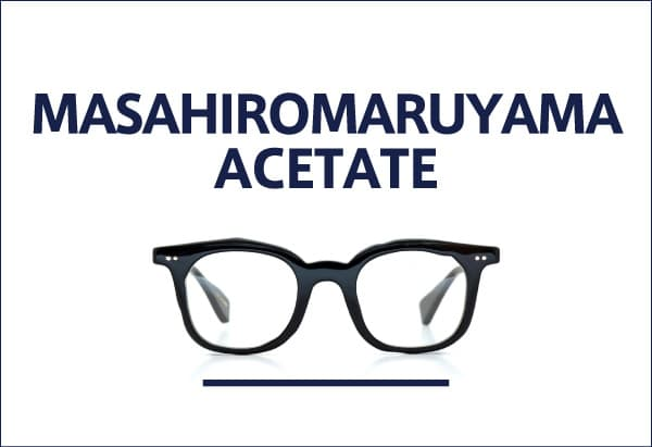 masahiromaruyamaアセテート