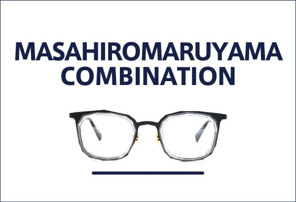 masahiromaruyamaコンビネーション