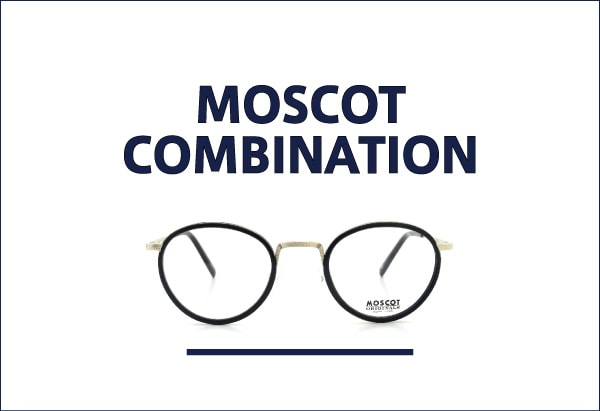 MOSCOT コンビネーション