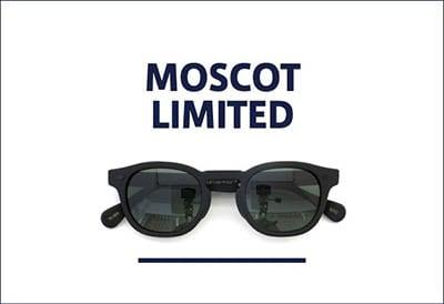 MOSCOT 限定モデル