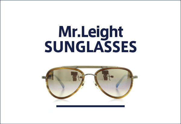 Mr.Leight サングラス