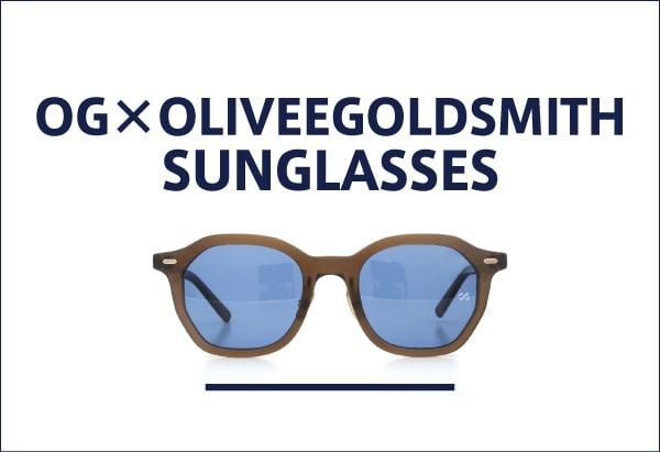OGby OLIVER GOLDSMITh  サングラス