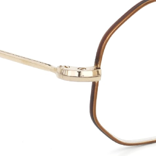 Oliver Goldsmith Oliver Octagwith Pad Gold HB