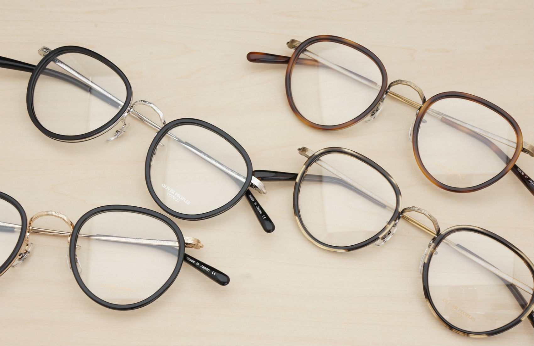 OLIVER PEOPLES MP-2